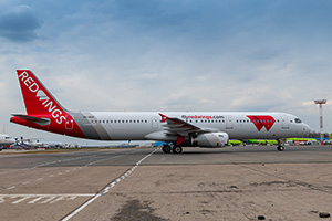 Самолёт компании Red Wings Airlines, авиапарк Red Wings Airlines