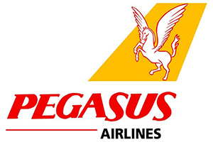 Логотип Pegasus Airlines