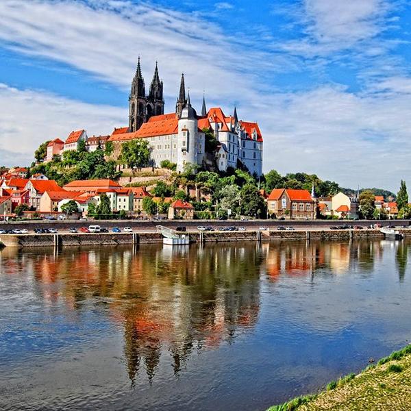 Посетит замки и крепости Чехии, самые красивые замки Европы