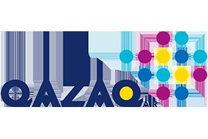 Логотип QAZAQ AIR