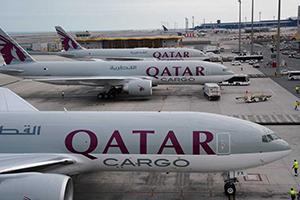 Самолёт компании Qatar Airways, авиапарк Qatar Airways