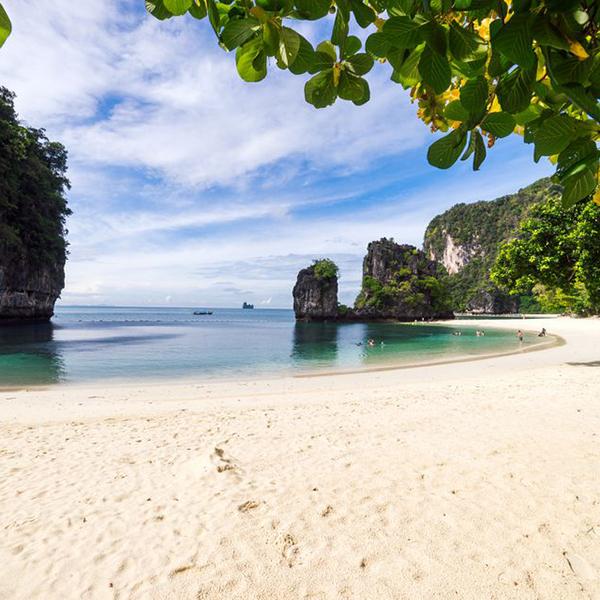 Отдых на пляже в Таиланде, лучшие курорты тайланда