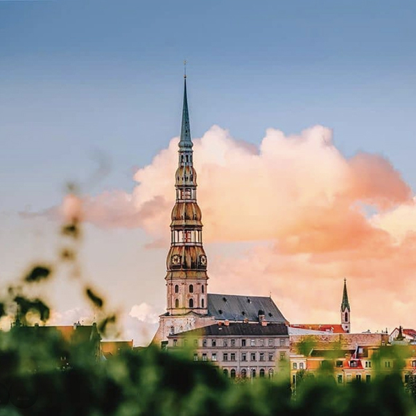 Посетить самые красивые места в Латвии