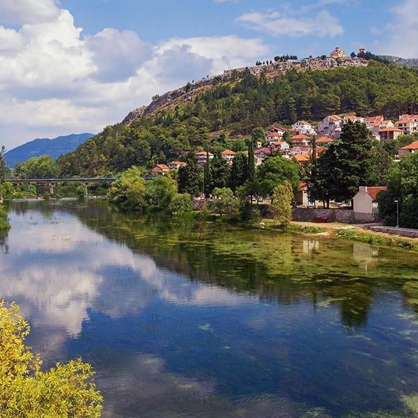 Путешествие по Сербии, красивые виды, пейзажи