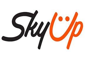 Логотип SkyUp