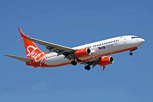 Самолёт компании SkyUp, авиапарк SkyUp