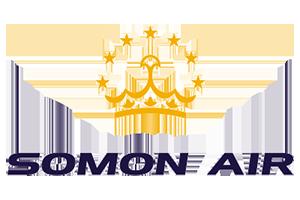 Логотип Somon Air