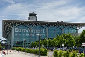 Аэропорт Базель-Мюлуз-Фрайбург, Сен-Луи, Франция