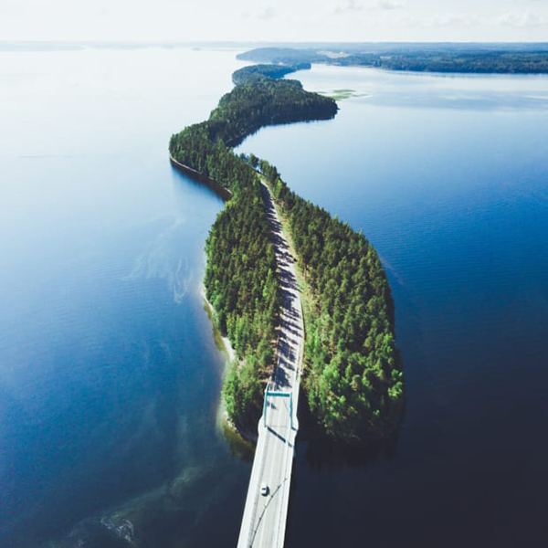 Реки и озёра Финляндии, озеро Пяйянне