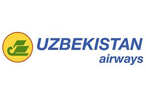 Логотип Uzbekistan Airways