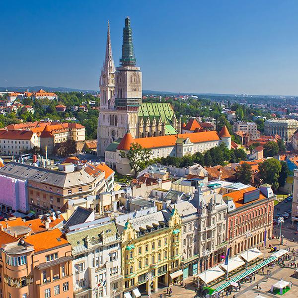 Посетить Загреб, экскурсия по столице Хорватии